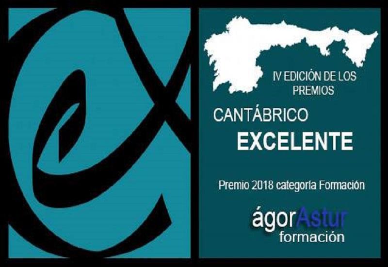 Ganadores del Premio Cantábrico Excelente 2018: Formación