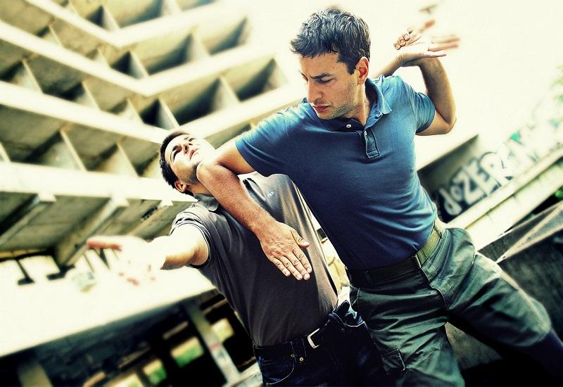 Primer seminario de defensa personal