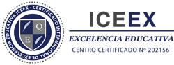 Certificación ICEEX - ágorAstur - Excelencia educativa
